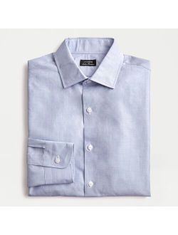 Slim-fit Ludlow Premium Fine Cotton Dress Shirt