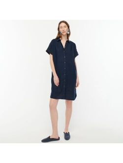 Relaxed-fit Short-sleeve Baird Mcnutt Irish Linen Shirtdress