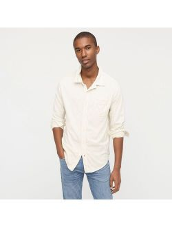 Garment-dyed Harbor Shirt