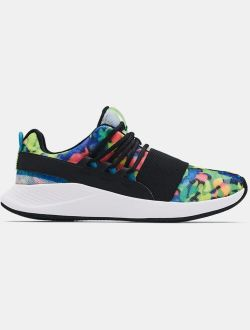 Women's UA Charged Breathe Floral