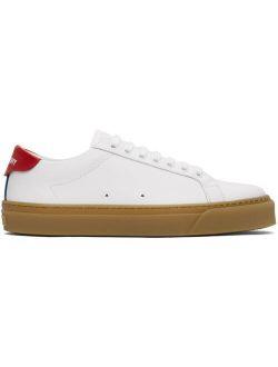 White Rangleton Low Top Sneakers