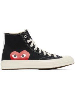 Nverse Edition Half Heart Chuck 70 High Sneakers