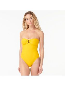Square-ring one-piece