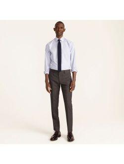 Ludlow Slim-fit suit pant in Italian stretch four-season wool