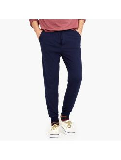 Jersey pajama pant