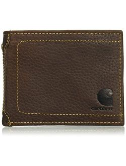 Men's Billfold And Passcase Wallets, Durable Wallets