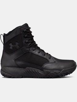 Men's UA Stellar Tactical Side-Zip Boots