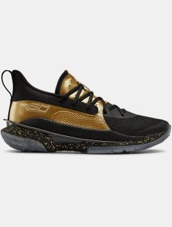 Adult UA Curry 7 TB Basketball Shoes