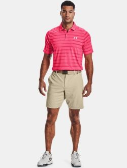 Men's UA Iso-Chill Floral Stripe Polo
