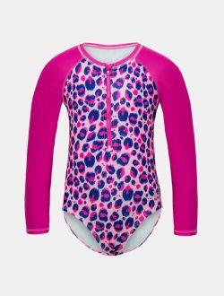 Girls' Pre-School UA Fierce Paddlesuit