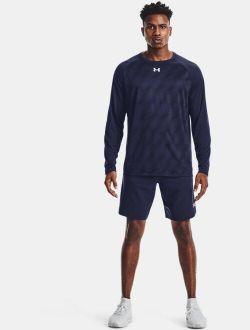 Men's UA Locker Jacquard Long Sleeve