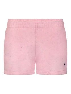 16 Champion® Speckle French Terry Shorts