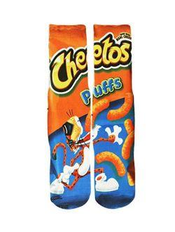 Benefeet Sox Unisex Mens Funny Crazy Socks Kids Youth Cool Colorful 3D Print Patternd Athletic Novelty Basketball Tube Socks