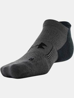 Unisex UA Armour Dry™ Run No Show Tab Socks