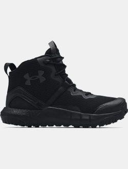 Men's UA Micro G® Valsetz Zip Mid Tactical Boots