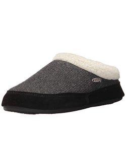 Womens Mule Ragg Warm Slipper