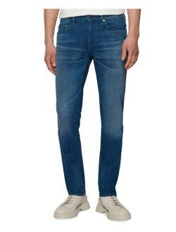 Men's Mid Rise Slim-Fit Jeans