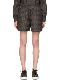 'forever Fendi' Gym Shorts