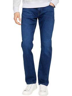 Federal Slim Straight Jeans in Burt