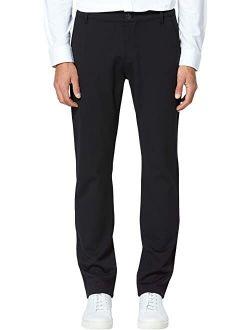 Brennan Tech Trousers in Black