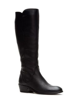Carson Wide Piping Tall Boots