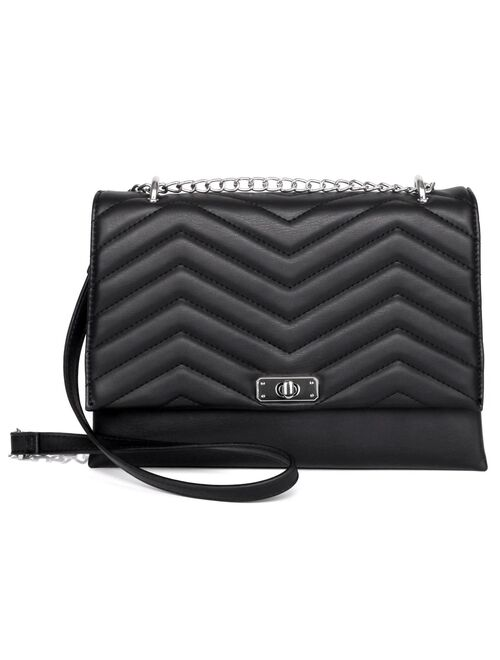 Women's Karla Hanson Sabrina Crossbody Clutch Bag with RFID Protection