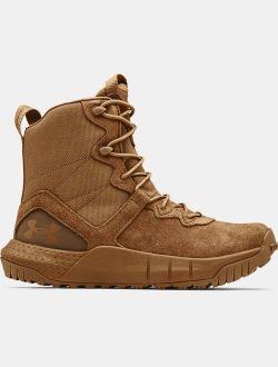 Women's UA Micro G® Valsetz Leather Tactical Boots