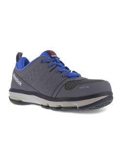 DMX Flex Work Men's Alloy Toe Shoes