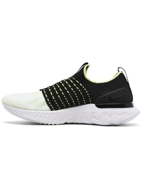 Nike Women's React Phantom Run Flyknit 2 Running Sneakers from Finish Line