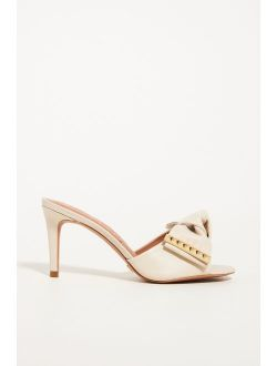Vicenza Bow Heeled Sandals