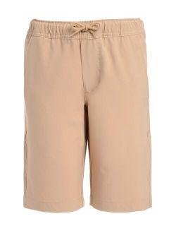 Big Boys Lowell Stretch Moisture-Wicking Jogger Shorts