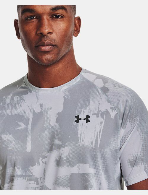 Under Armour Men's UA Tech™ 2.0 Ratteleade Short Sleeve