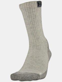 Unisex UA Hitch Cushion Mid-Crew Boot Socks
