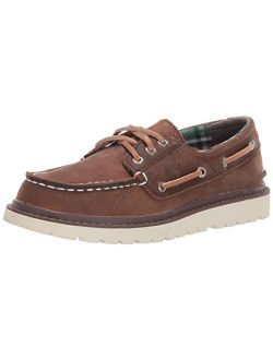 Unisex-child Ao Twisted Lug Boat Shoe