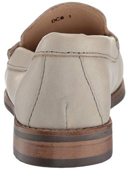 MARC JOSEPH NEW YORK Unisex-Child Leather Boys/Girls Casual Comfort Slip on Moccasin Penny Loafer Driving Style