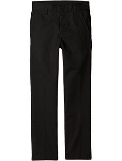 Regular Fit Flat Front Pants (Big Kids)