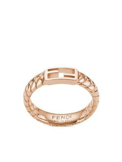 FF Baguette band ring