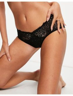 eyes on you briefs in lace