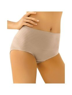 high waist brief underwear for women - Super comfy classic panties -