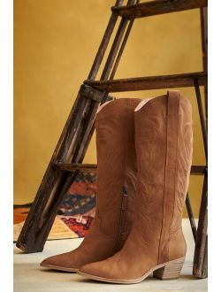 Dolce Vita Tall Western Boots