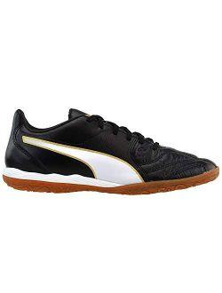 Mens Capitano Ii Indoor Soccer Cleats - Black