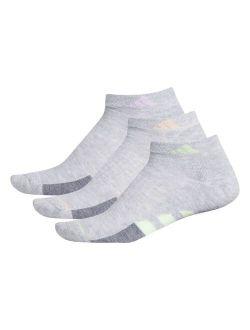 Women's Cushioned II 3-Pack Low Cut Sock