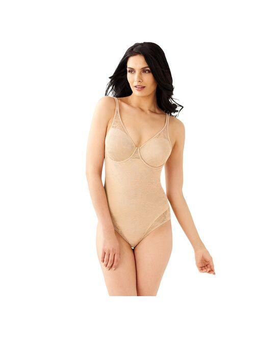 Bali ® Firm-Control Ultra Light Lace Shaping Body Shaper 6552