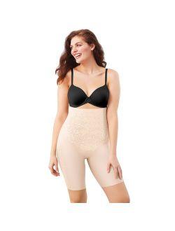 Lycra® Fitsense™ High Waist Thigh Slimmer Dm0072