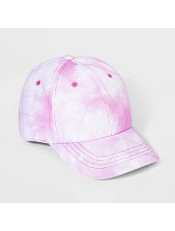 -dye Baseball Hat - Cat & Jack™ Pink