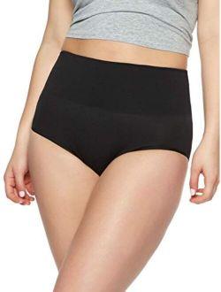   Seamless Shapewear Brief   Panty Tummy Control