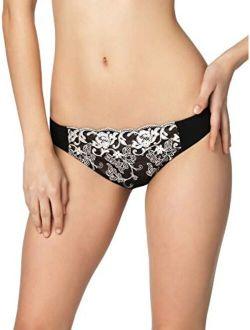 | Priscilla Bikini | Floral Embroidered Details