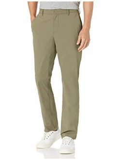 Men's Straight-fit Tech Chino Pant