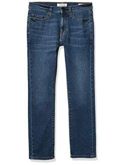 Men's Standard Comfort-stretch Skinny-fit Jean