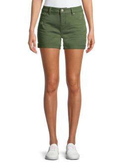 Women's Mid Rise Core Shorts